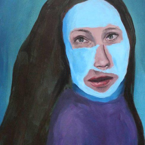 Image of PR Blue Lady