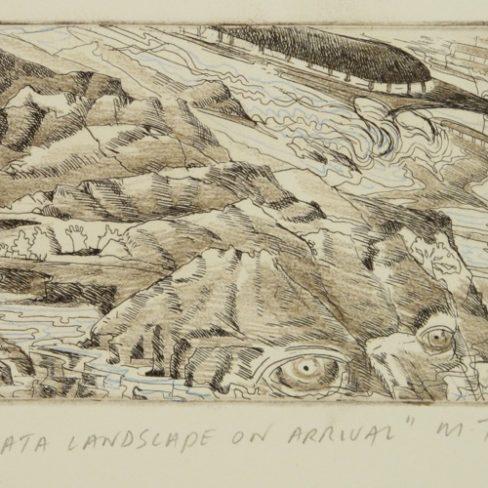 Image of MT Mata Landscape on Arrival