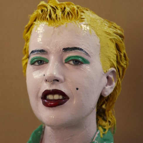 Image of JH Gold Marilyn (Julia Croucher, after Andy Warhol)