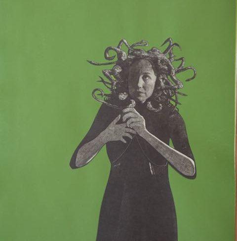Image of JG Medusa Green