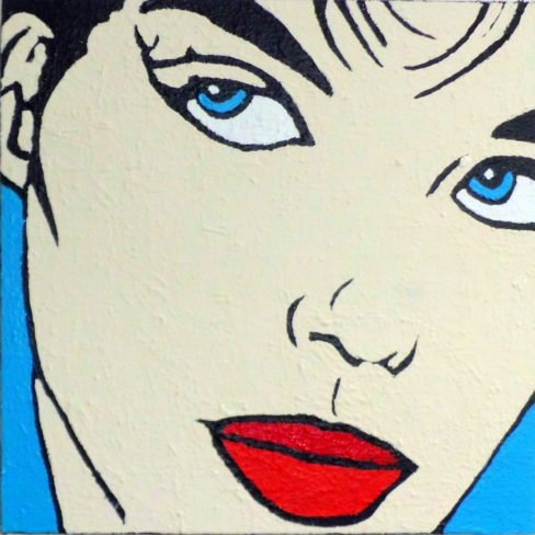 Image of RB Modesty Blaise #1
