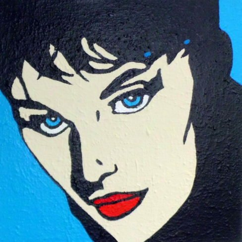 Image of RB Modesty Blaise #2